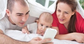 Redes sociales, nuestros hijos y la huella digital