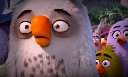 Película para niños. The Angry Birds