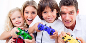 Videojuegos adecuados para niños y cómo disfrutar en familia