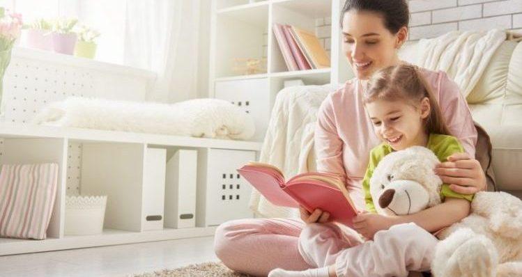 9 trucos para conseguir que tus hijos lean