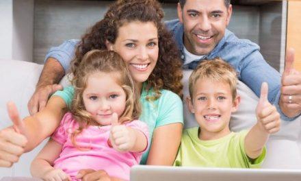 ¿Tiene tu familia la privacidad en redes sociales correcta?