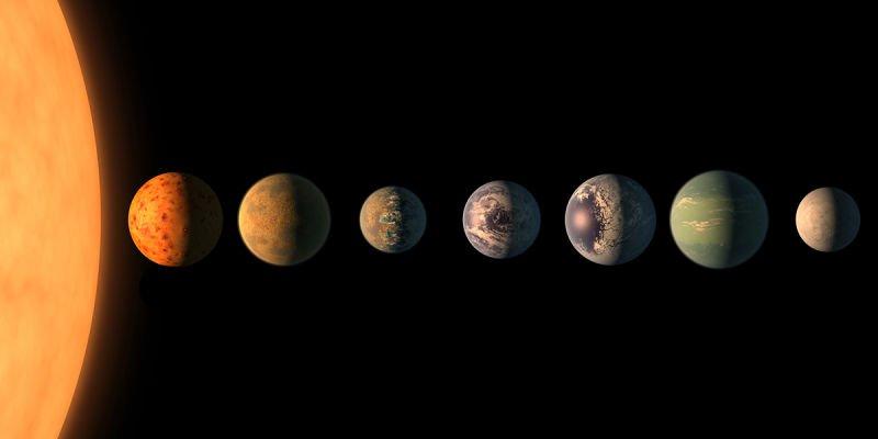 Conoce el sistema solar con la NASA
