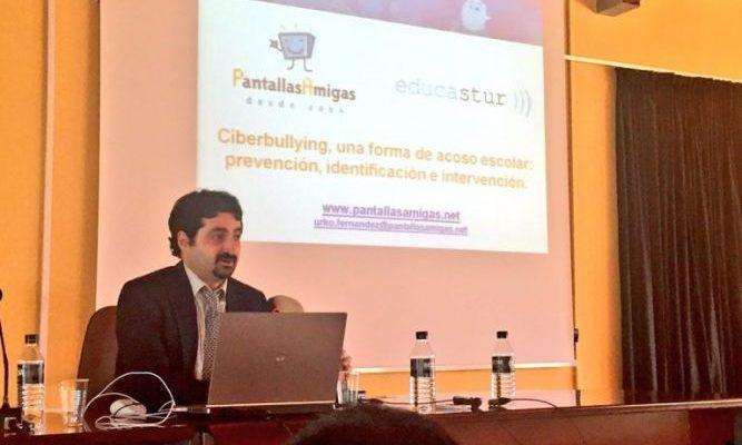 Educación contra el bullying y el ciberbullying en Asturias con CiberAstur