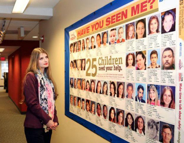 Alica lleva 14 años concinciando y ayudado a otras personas que han padecido su caso