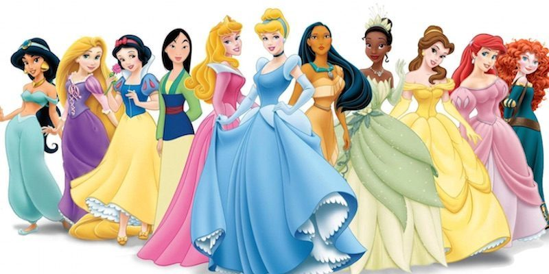 Juegos de princesas Disney