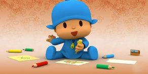 Juegos de Pocoyó : Selección de juegos para niños y niñas