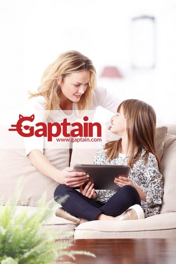 controles parentales gratuitos control mediación parental gaptain