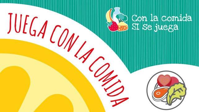 Juego interactivo para enseñar hábitos alimenticios saludables a los niños