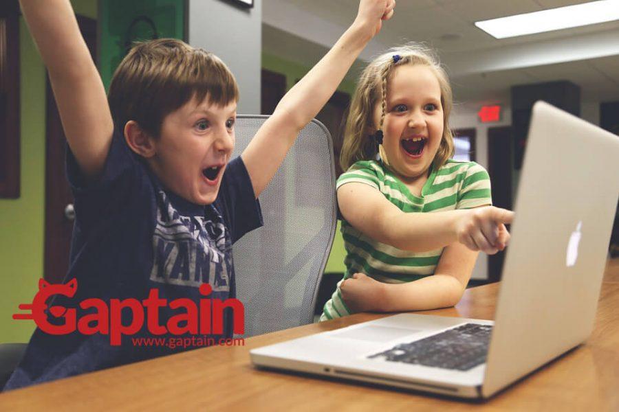 Cuáles son y riesgos de las redes sociales para niños