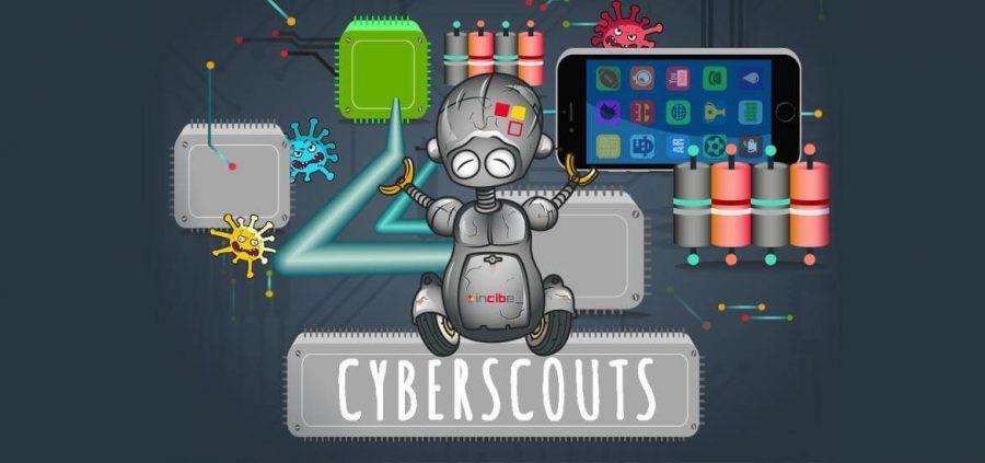 cyberscouts, juego online sobre ciberseguridad para toda la familia