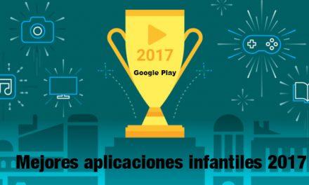 Las mejores aplicaciones infantiles de 2017 según Google