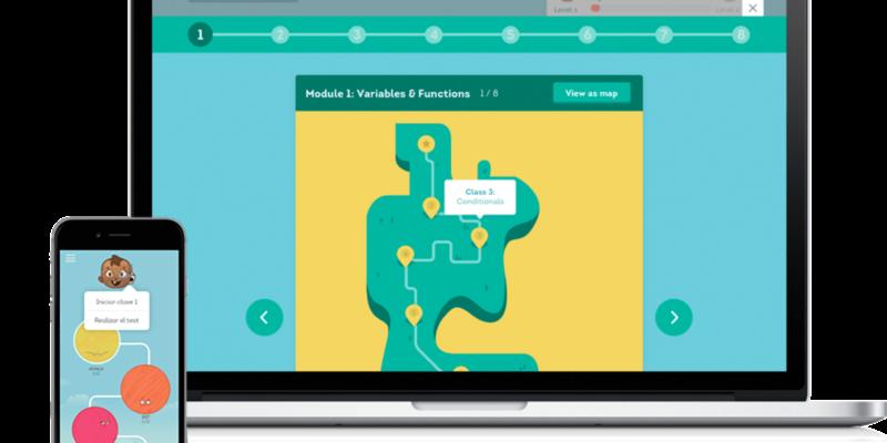 Nativo Digital, la aplicación móvil que enseña a los niños a programar