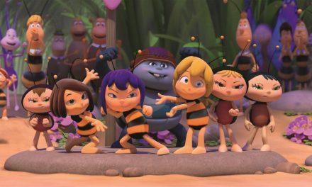 Estreno de la película `La abeja Maya: los juegos de la miel´