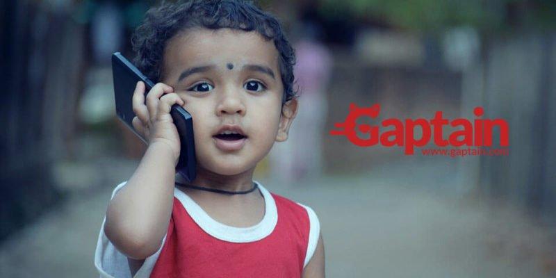 Phonekid, el nuevo teléfono móvil para niños