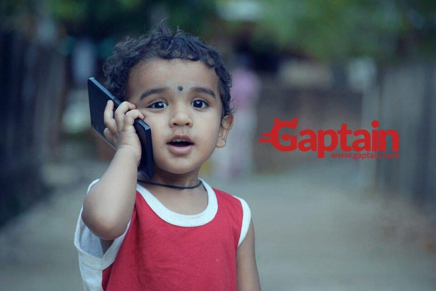 Phonekid, el nuevo teléfono para niños