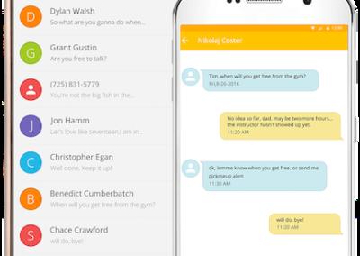 Gaptain-FamilyTime-Mensajes-Texto