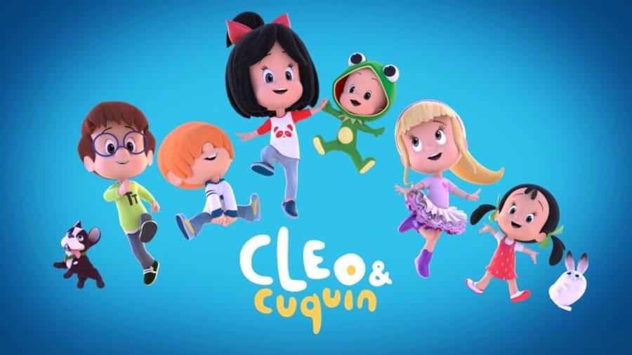 serie infantil cleo y cuquin