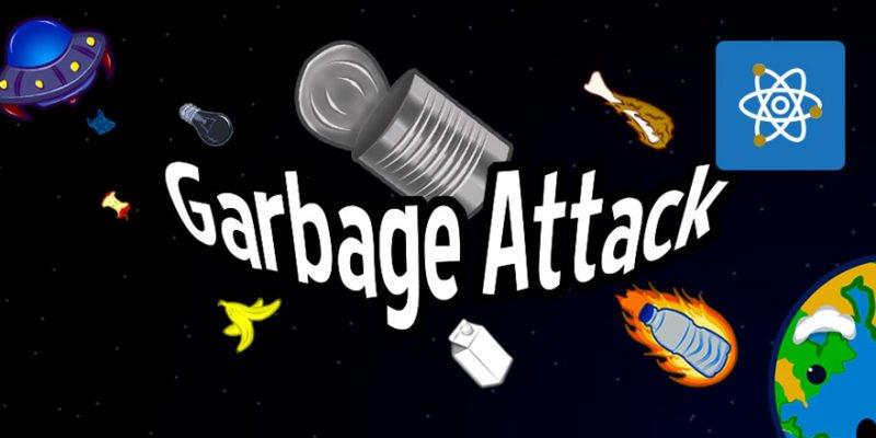 Garbage Attack, diversión y educación ambiental para niños