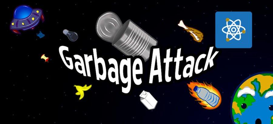 Juego educativo Garbage Attack