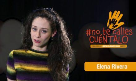 «#No te calles, cuéntalo»: campaña contra el abuso sexual infantil