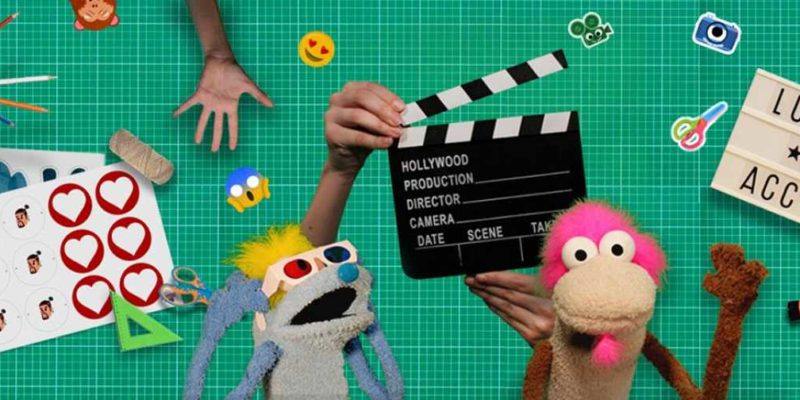 Lunnis y…¡acción!, el nuevo programa de manualidades para niños de Clan