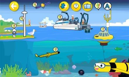 Medclic Kids, la app para niños sobre oceanografía