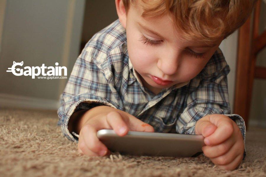 5 claves del primer móvil para niños.