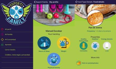 Esporti Family, la app gratuita para combatir la obesidad en familia
