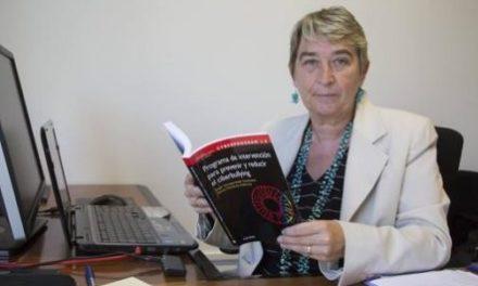 Maite Garaigordobil, referente frente al bullying y ciberbullying
