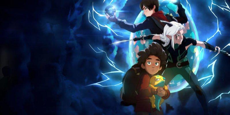 'El príncipe dragón', nueva serie infantil para ver en familia