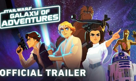 Disney estrena la serie infantil Star Wars: Galaxy of Adventures