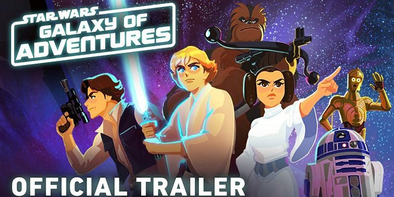 Disney estrena la serie infantil Star Wars: Galaxy of Adventures