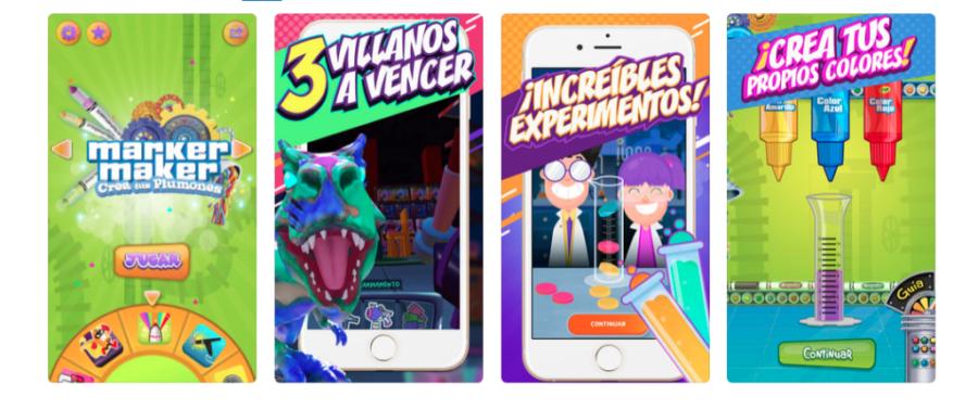 Toy Land Adventure, la nueva app de realidad virtual para niños.