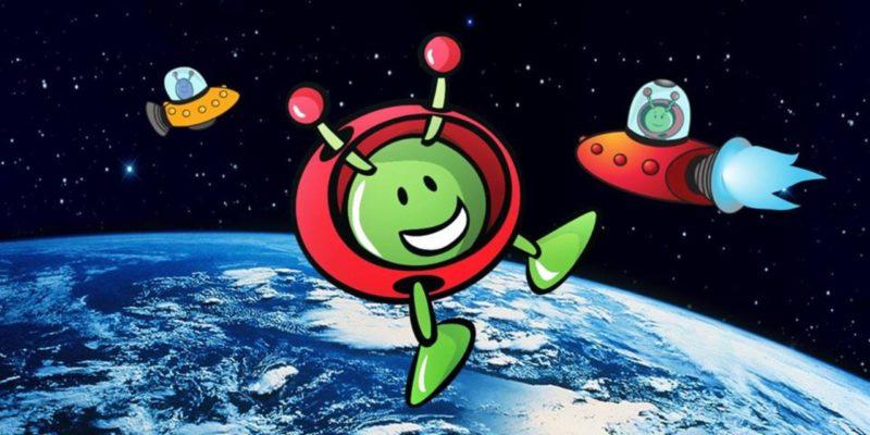 La Agencia Espacial Europea renueva su web ESA Kids para niños y profesores