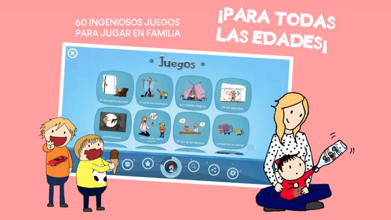 'Hazte pequeño' , la primera app de juegos para padres e hijos