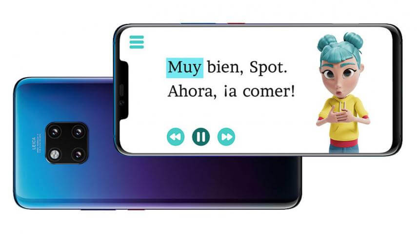 Storysign, una app gratuita para aprender a leer con lenguaje de signos.