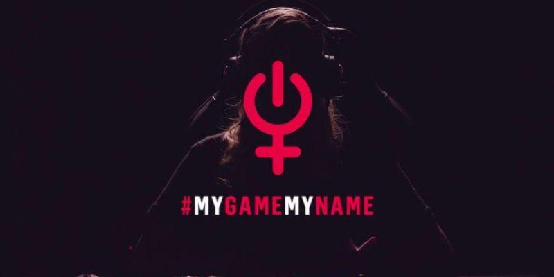 #MyGameMyName, la campaña para visibilizar el machismo en los videojuegos