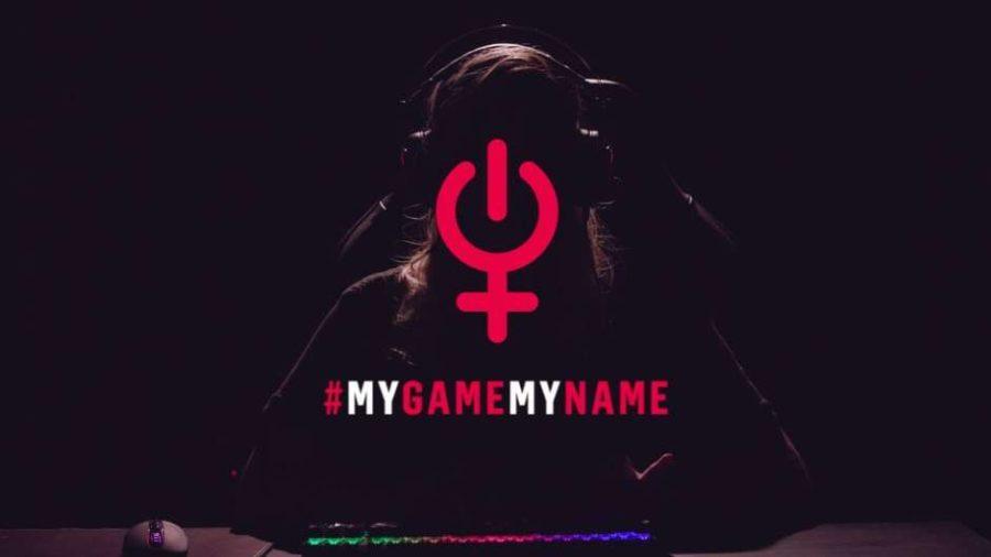 Campaña #MyNameMyGame contra el machismo en los videojuegos
