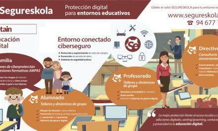 Segureskola: Educación y Convivencia digital para centros educativos