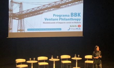 Gaptain finalista del BBK Ventures Philanthropy