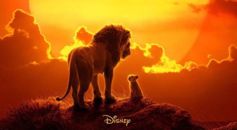 Estreno del primer trailer de la película infantil 'El Rey León'