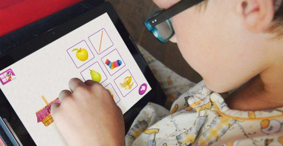 'Yo también leo', una aplicación para niños con Síndrome de Down