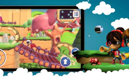 Powernauts, un videojuego infantil para aprender matemáticas