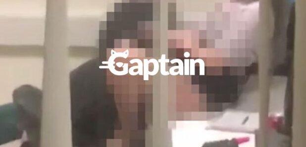 Video sexual robado