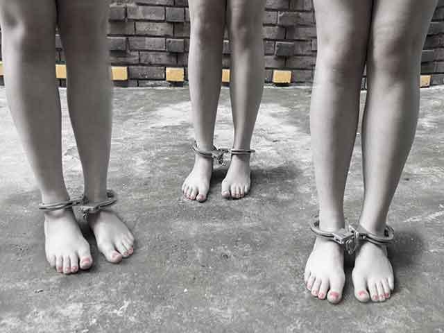 prostitución esclavitud