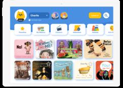 Rivet, la app infantil gratuita para aprender a leer en inglés