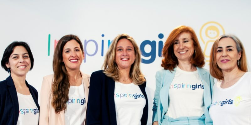 Inspiring girls, una plataforma online para inspirar a las niñas y adolescentes
