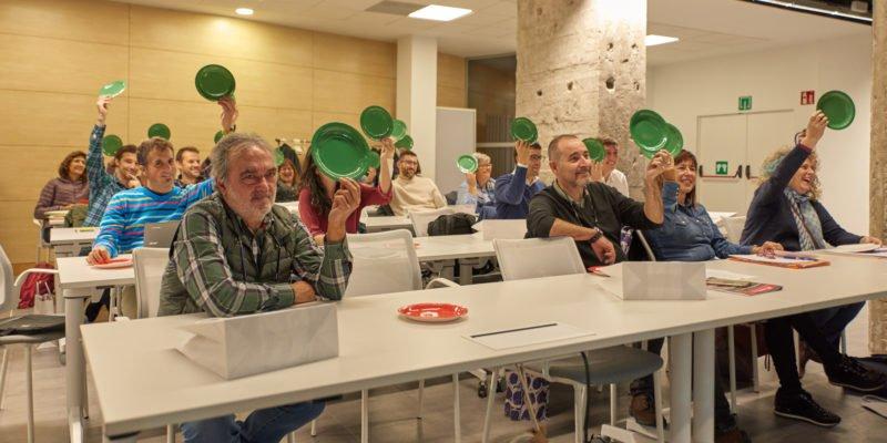 El segundo Encuentro Segureskola en imágenes