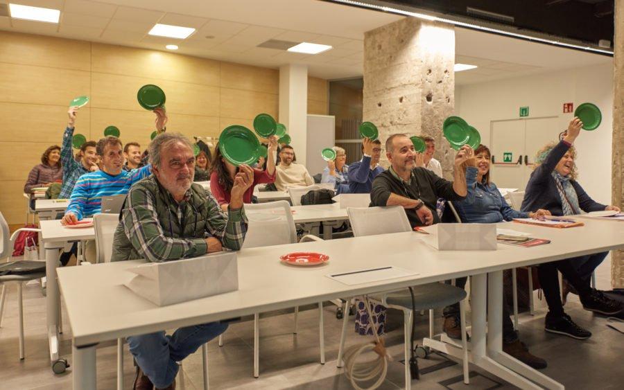 segundo encuentro segureskola gaptain centros digitales