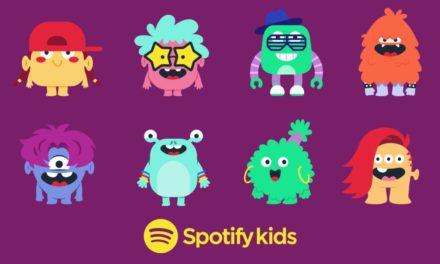 Spotify Kids, la propuesta para niños del gigante de la música
